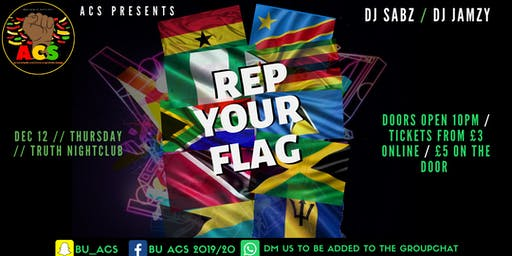 Rep Your Flag