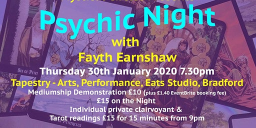 Psychic Night Bradford