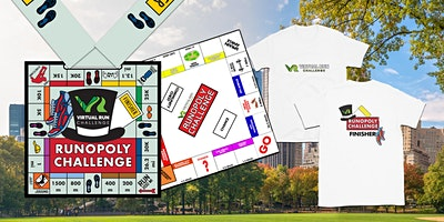 2020 Runopoly Virtual Challenge - Garland