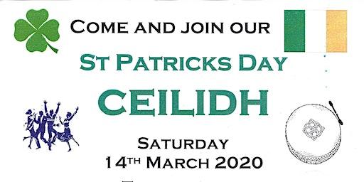 St Patrick's Day Ceilidh
