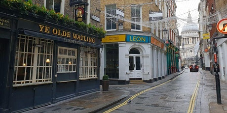 City of London: Historic Pubs walking tour tickets