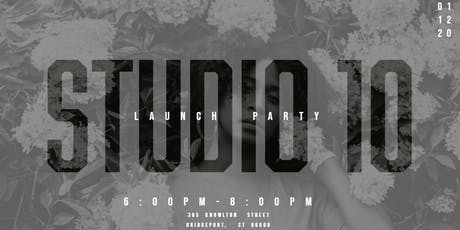 Studio 10 Launch Party tickets