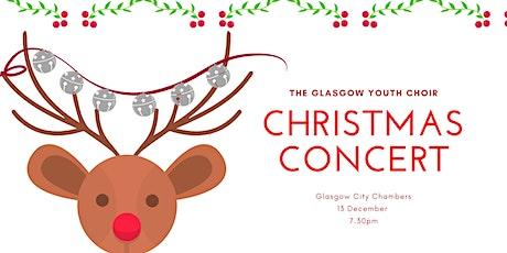 Glasgow Youth Choir Christmas Concert tickets