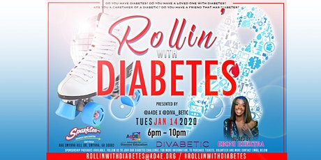 Rollin with Diabetes tickets