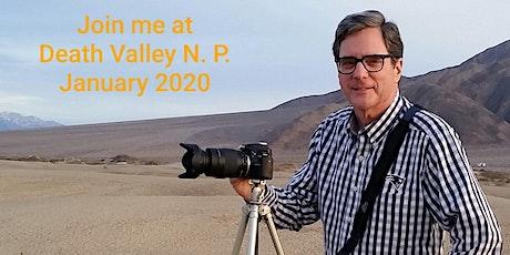 Death Valley Photo Adventure Trip tickets