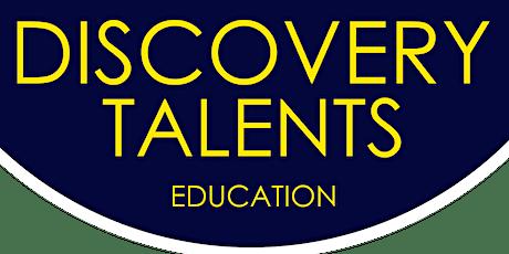 Discovery 2020 ingressos