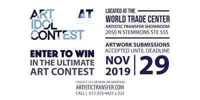 Art Idol Show Competition -- Send In Your Submissions Now