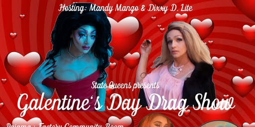 Galentine's Day Drag Show