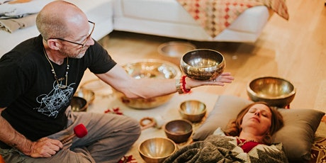Singing bowl chakra balancing with dharmashop founder sander cohen tickets