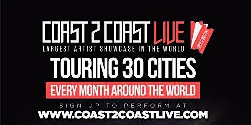 Coast 2 Coast LIVE | NYC All Ages 3/15/2020