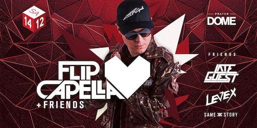 Flip Capella & Friends pres. by Prater DOME