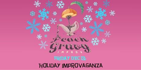 Holiday Improvaganza tickets