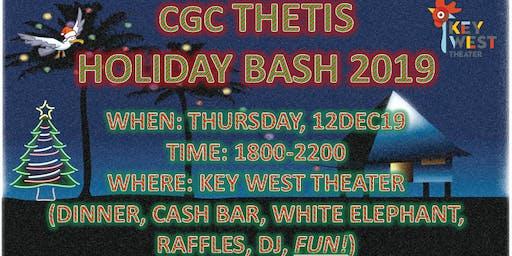 CGC THETIS HOLIDAY BASH 2019
