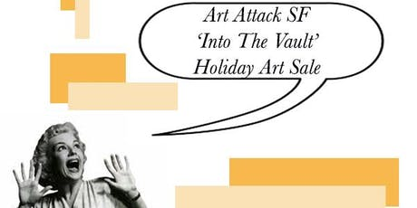 'Into the Vault' Holliday Art Sale tickets
