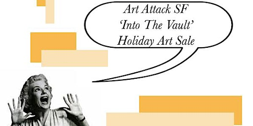 'Into the Vault' Holliday Art Sale