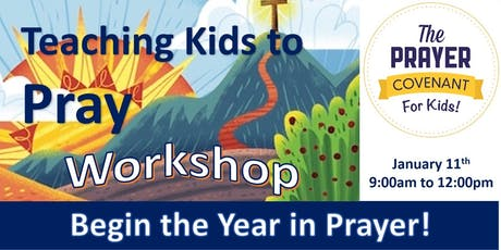 Teaching Kids to Pray tickets