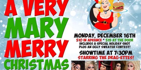 A Very Mary Merry XMas Spectacular! tickets