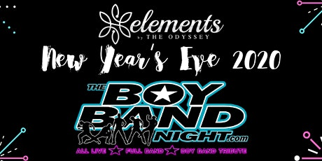New Year's Eve Celebration feat. The Boy Band Night tickets