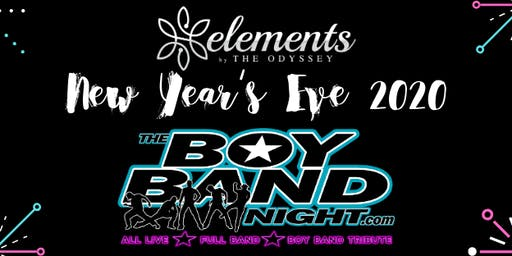 New Year's Eve Celebration feat. The Boy Band Night