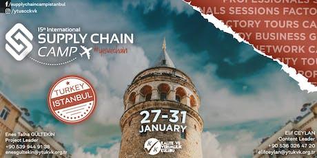 15th International Supply Chain Camp tickets