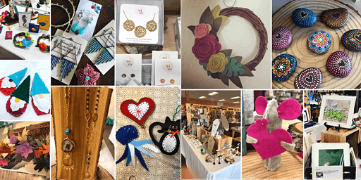 Crafty Marketplace Holiday Pop-up Shop