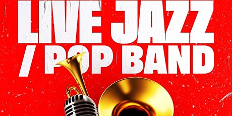 Pop/Jazz Live Band & DJ - Sundays @GspotBar tickets