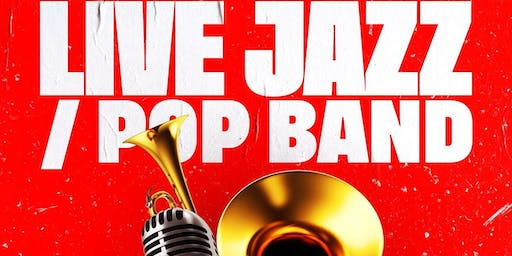 Pop/Jazz Live Band & DJ - Sundays @GspotBar