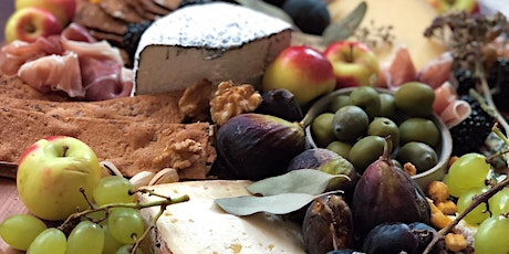 Building a Local Holiday Cheese Board with Alexandra Jones tickets