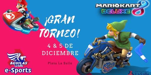 Torneo de Mario Kart  Águilas La Salle