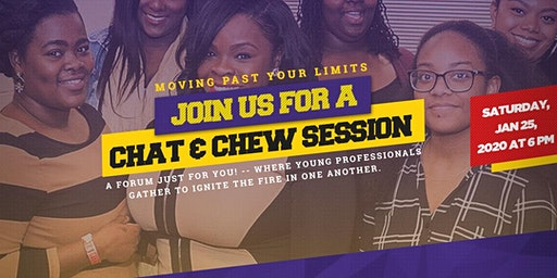 Chat and Chew: Moving Past Your Limits