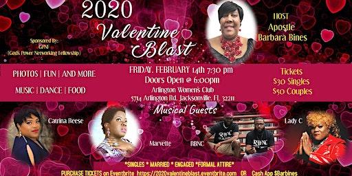 2020 Valentine Blast