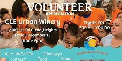 Volunteers Appreciation