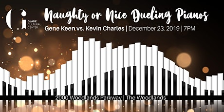 Naughty or Nice Dueling Pianos tickets