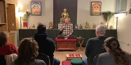Tuesday Lunchtime Meditation Class