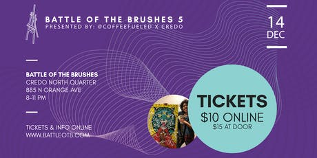 Battle of the Brushes: Possibilities tickets