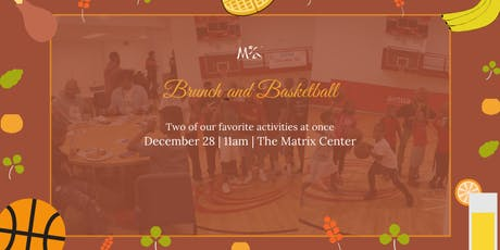 Brunch and Basketball 2019 tickets