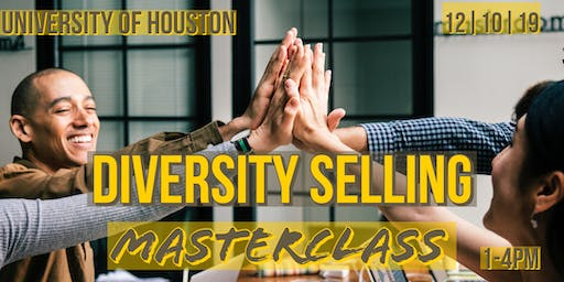 Diversity Selling Master Class