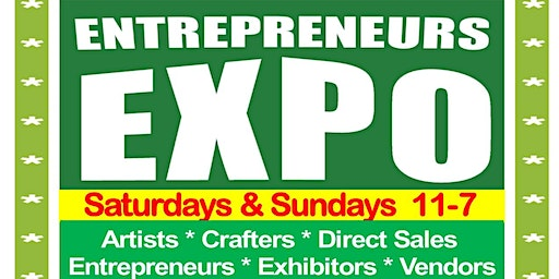 ENTREPRENEURS EXPO - Mall at Partridge Creek, Sunday, December 15, 2019  crafters, direct sales agents & vendors wanted