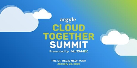 Cloud Together Summit *New York* tickets