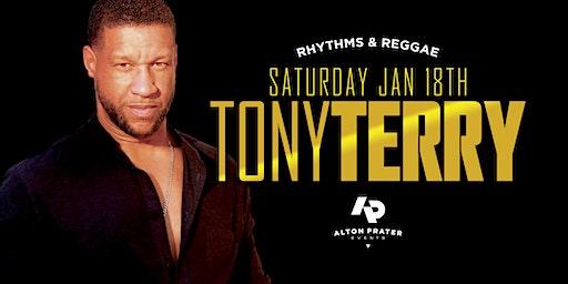 Rhythms & Reggae (ft. Tony Terry)