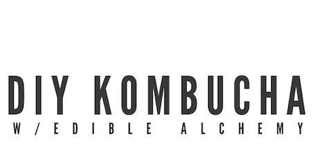 DIY KOMBUCHA tickets