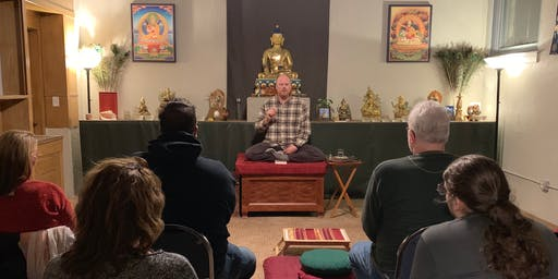 Thursday Lunchtime Meditation Class