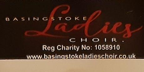 CHOIR NIGHT OPEN REHEARSAL - BASINGSTOKE LADIES CHOIR tickets