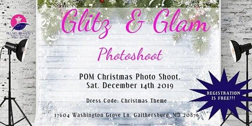 Glitz & Glam Photoshoot