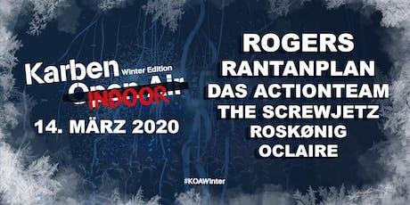 Karben Open Air Winter Edition Tickets