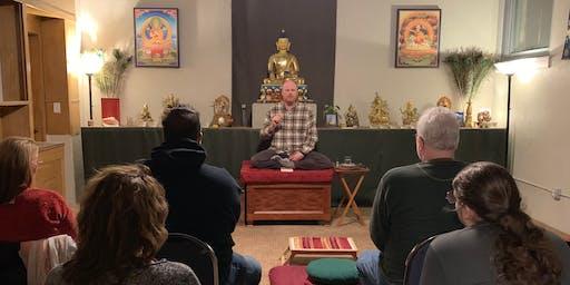 Thursday Night Meditation Class