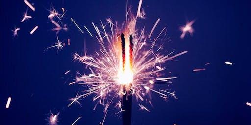 Roaring 20s New Year's Eve Celebration