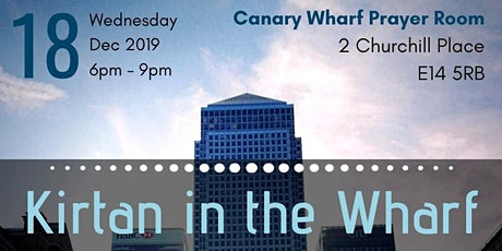 Kirtan in Canary Wharf by CW Sikhs tickets