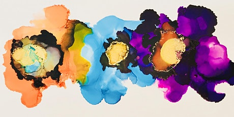 Alcohol Ink Workshop - South Yarra tickets