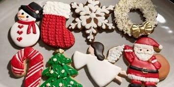 Christmas Cookie Decorating Class 3